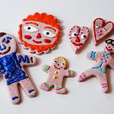 DIY Faux cookies