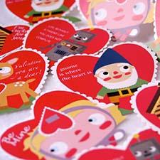 printable valentines - mypapercrane.com