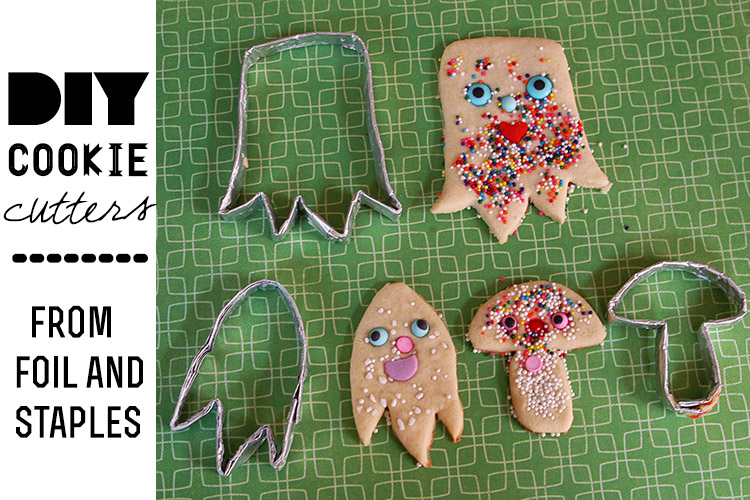 how to make custom cookie cutters