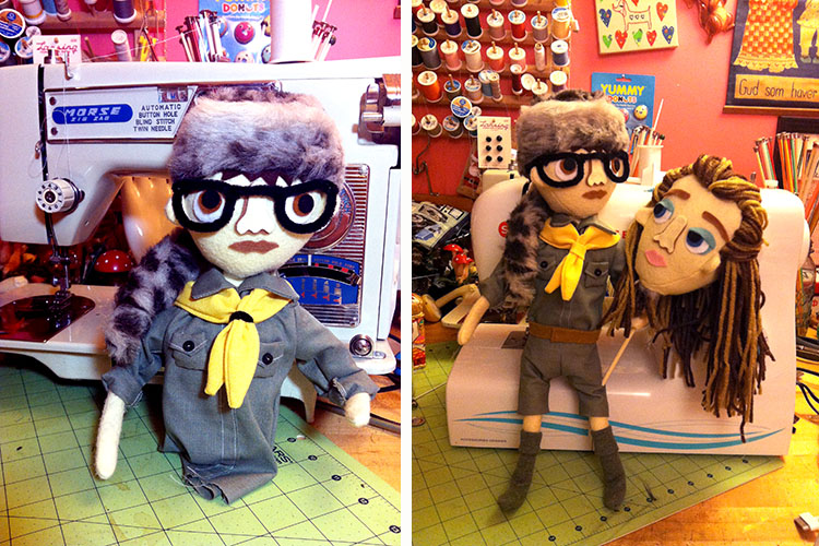 sam and suzy dolls