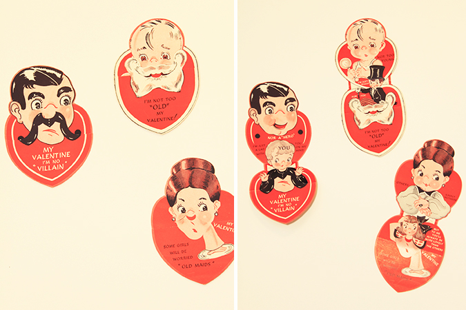 vintage valentines