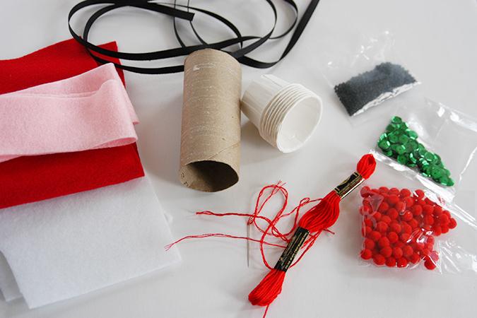 DIY Christmas Crafts for Kids to Make - DIY Sweetheart | 450x675