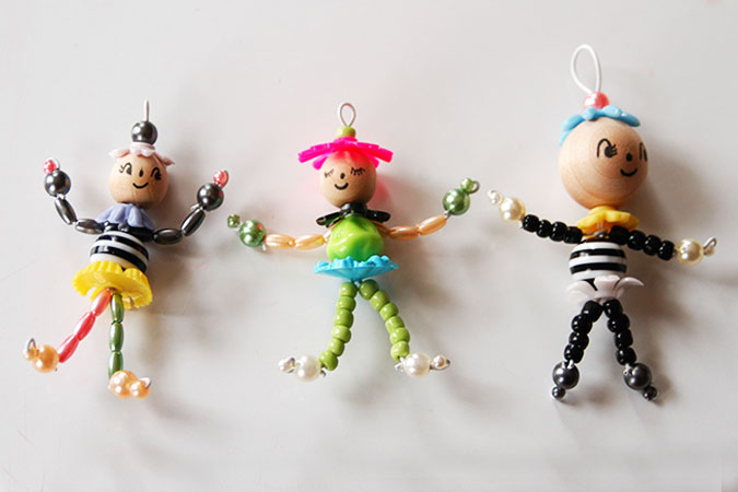 bead people DIY